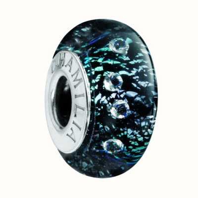 Chamilia Radiance Collection- Black Shine OB-202