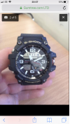 Customer picture of Casio Mudmaster G-Shock Premium GG-1000-1AER